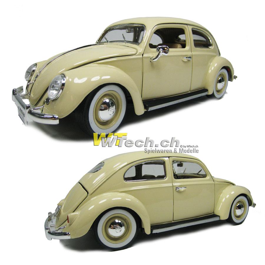 bburago 1812029 bg volkswagen k fer 1955 beige bburago. Black Bedroom Furniture Sets. Home Design Ideas