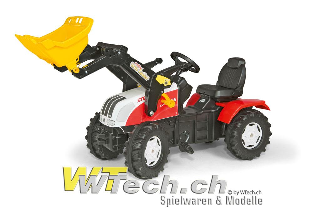 rolly toys farmtrac 3 8 jahre spielwaren und. Black Bedroom Furniture Sets. Home Design Ideas
