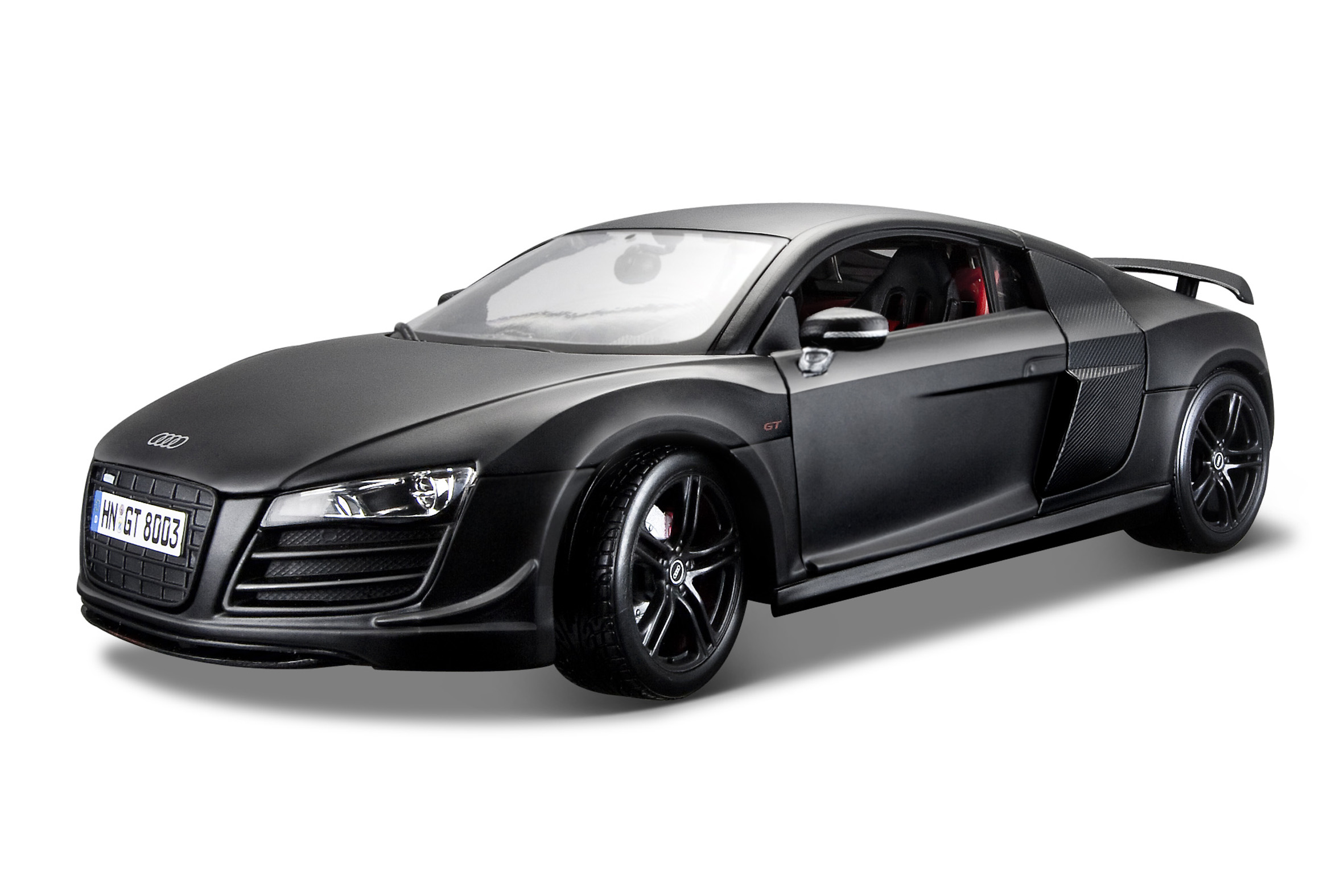 maisto 36190 audi r8 gt mattschwarz maisto maisto auto. Black Bedroom Furniture Sets. Home Design Ideas