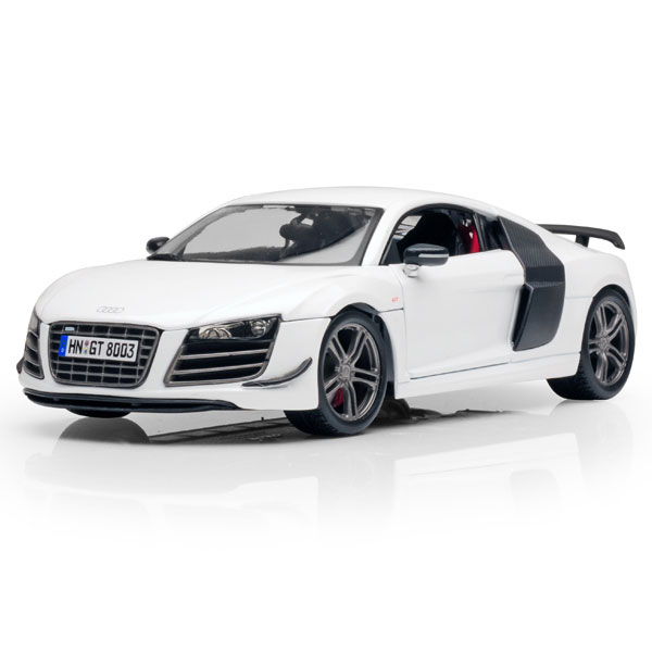 maisto 36190 w audi r8 gt weiss maisto maisto auto 1. Black Bedroom Furniture Sets. Home Design Ideas
