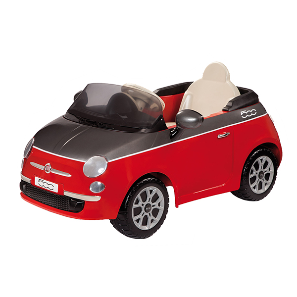 peg perego kinderfahrzeuge 1163 rc fiat 500 6 volt mit fernbedienung alter 2 peg perego. Black Bedroom Furniture Sets. Home Design Ideas