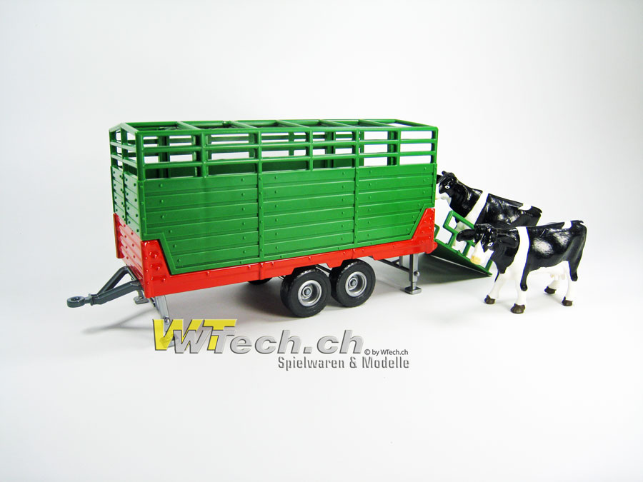 SIKU 2875 Farmer Viehanhänger 1:32 Sonstige Fahrzeuge