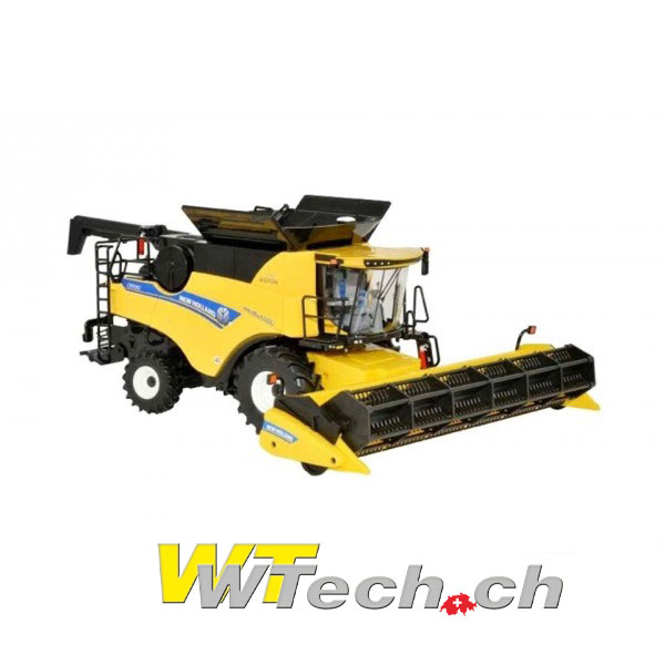 bruder new holland mähdrescher