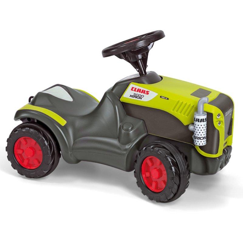 rolly toys traktorenshop 132652 rollyminitrac claas xerion alter 1 mit hupe motorhaube. Black Bedroom Furniture Sets. Home Design Ideas