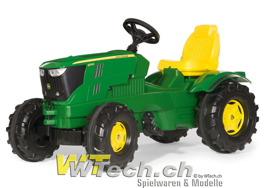 rolly toys traktorenshop 601066 rollyfarmtrac john deere 6210 alter 3 sitz verstellbar rolly. Black Bedroom Furniture Sets. Home Design Ideas